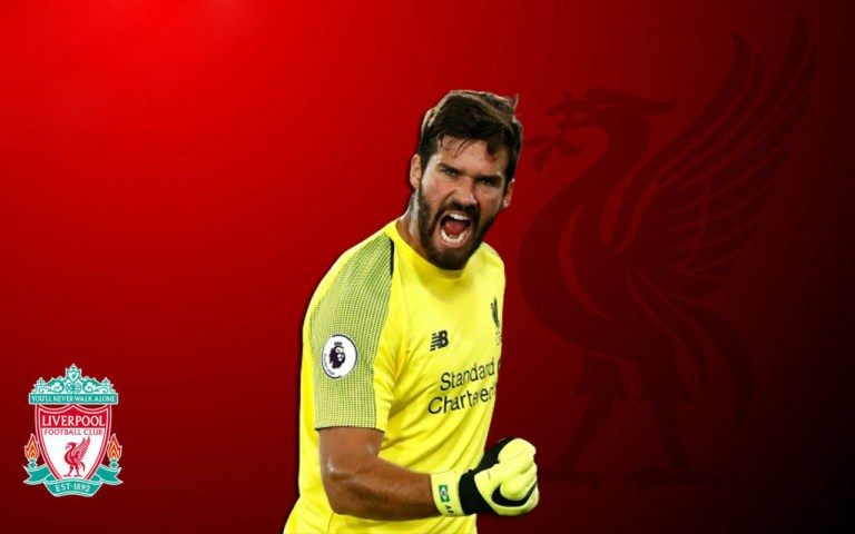 Alisson Becker sets personal best against Southampton