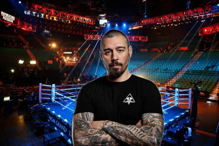 Dan Hardy said he could have a boxing match this year