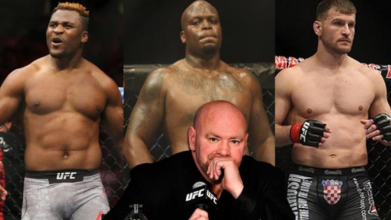 Dana White confirms that Stipe Miocic will face the winner of the fight Francis Ngannou – Derrick Lewis