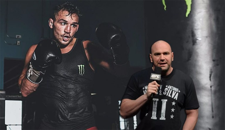 Dana White explains why Michael Chandler deserves title shot in 2nd UFC fight