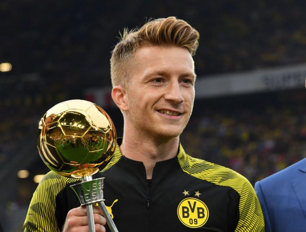 Marco Reus will miss Euro 2020