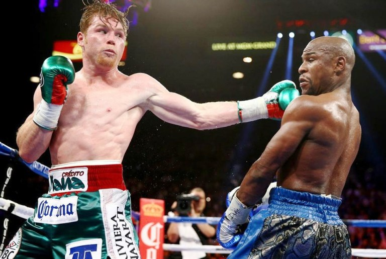 Media: Mayweather may resume his career to fight Saunders if he defeats Alvarez