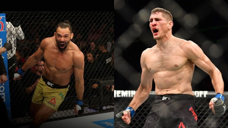 Michel Pereira vs. Niko Price adds to lineup UFC 264