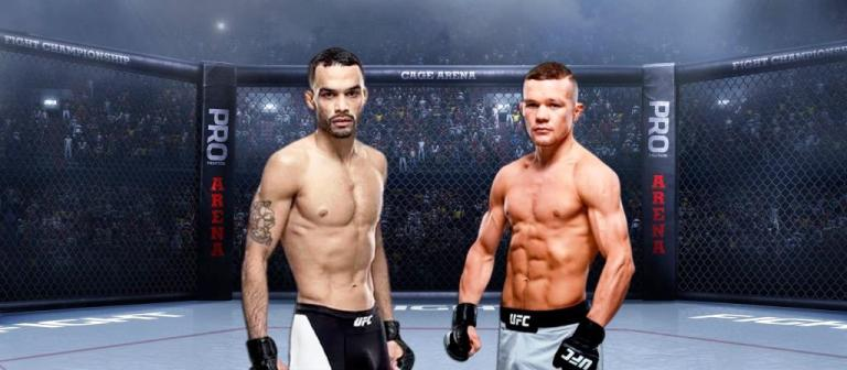 Rob Font challenged Petr Yan | Video Interview