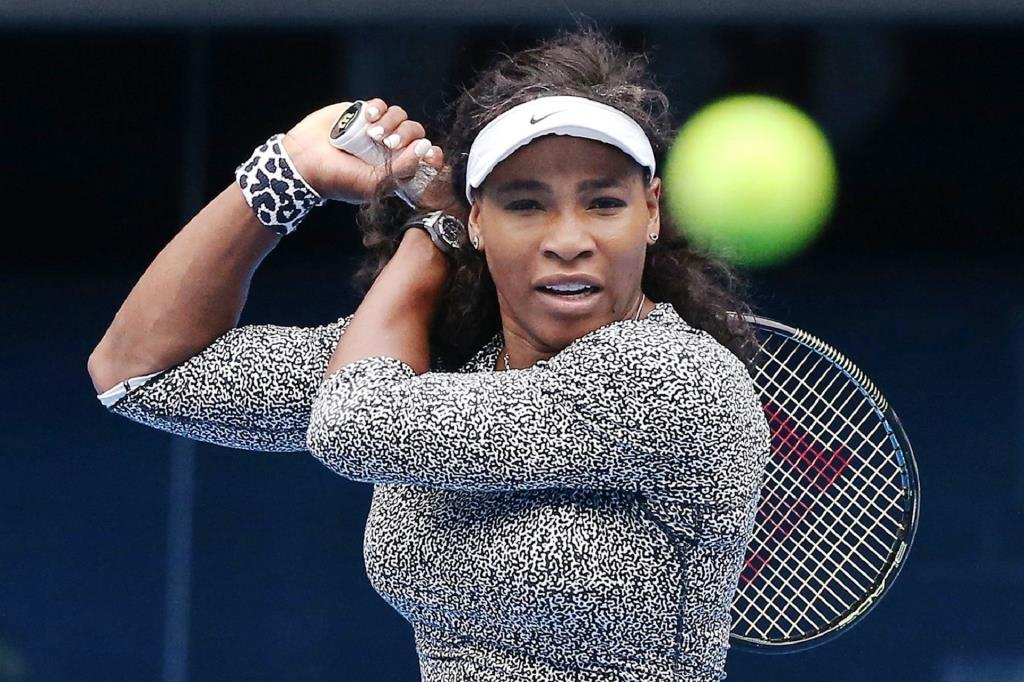 Serena Williams responded to Cyriacus advising her to retire.