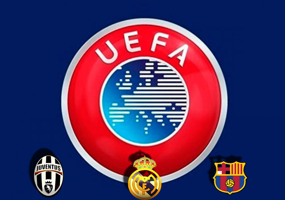 UEFA HAS OPENED A DISCIPLINARY CASE AGAINST REAL MADRID, BARCELONA AND JUVENTUS FOR CREATING A SUPER LEAGUE