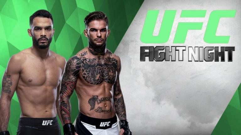 UFC Fight Night 188 weigh-in results