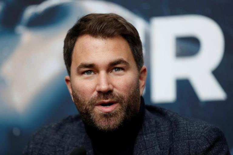 """""""THERE WAS NO MORE MONEY"""" EDDIE HEARN ON JOSHUA-USYK, CANELO-PLANT, FIGHT CAMP, CONOR BENN"""