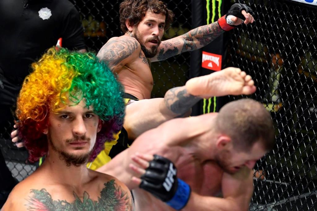 Sean O'Malley shares his thoughts on Marlon Vera's win against Davey Grant