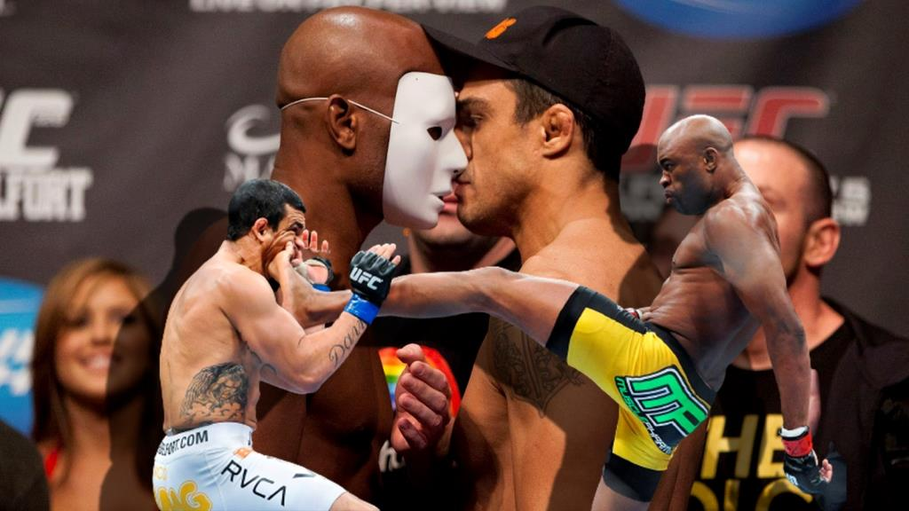 Vitor Belfort is hoping for a rematch with Anderson Silva
