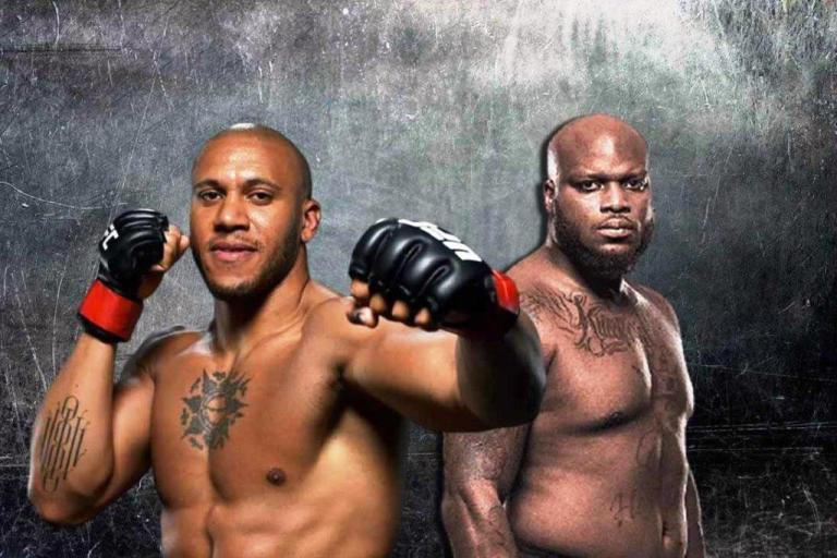 Ciryl Gane told about the plan for a fight with Derrick Lewis