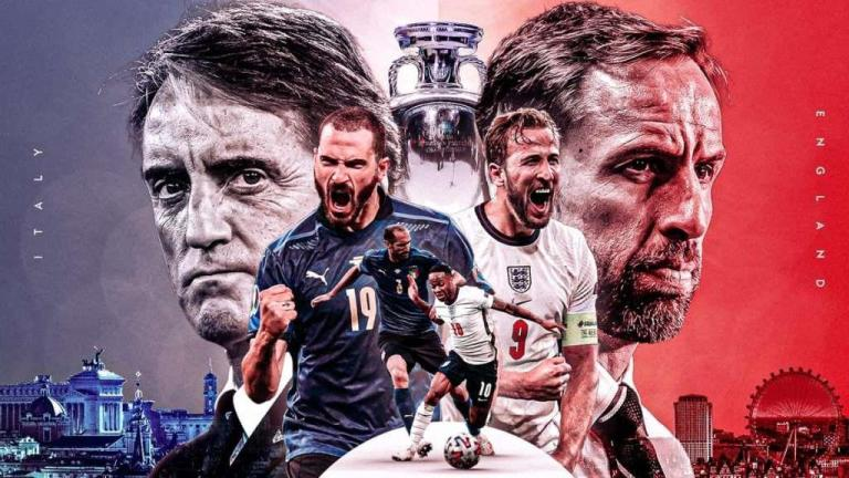 Euro 2020 final: England release 'The Final Word' video ahead of Italy showpiece