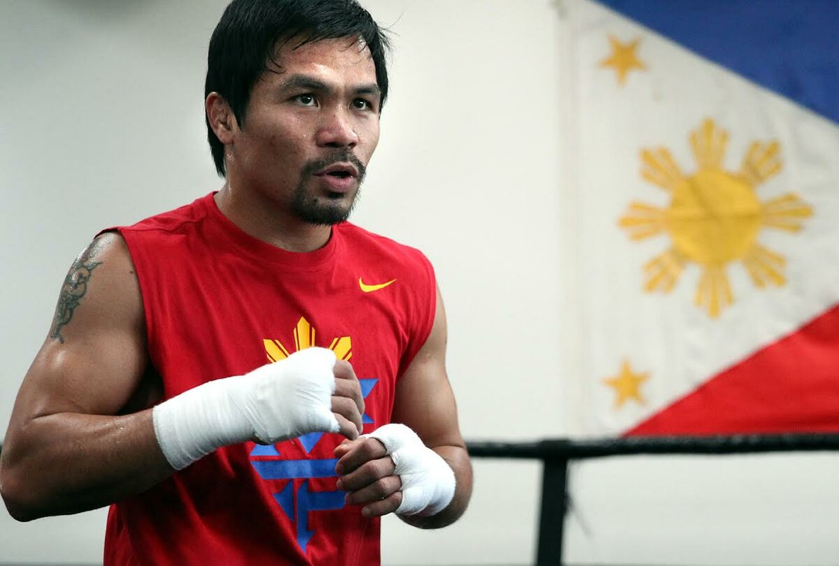 Manny Pacquiao: I Was Off For Two Years; Feel Hungry, Dedicated To My Training