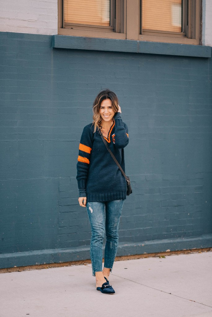 Chicago Fashion Blogger and Touch by Alyssa Milano