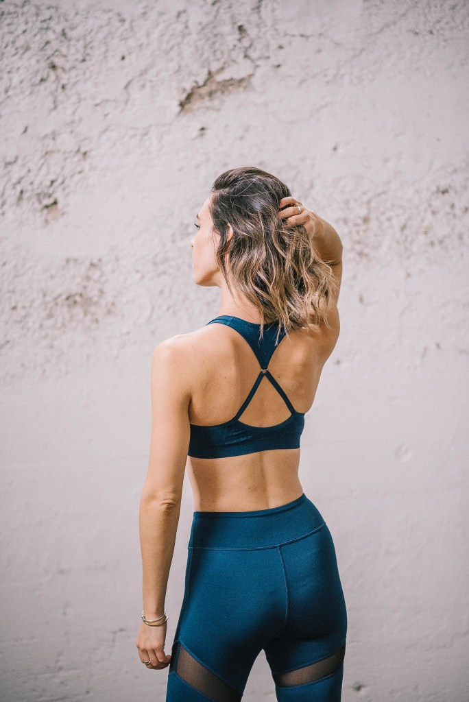 Popsugar Two Week Workout and AdoreMe Fitness Set