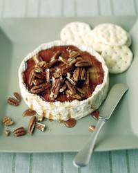 Martha Stewart Baked Brie with Pecans