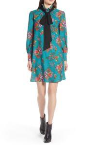 Halogen® Removable Bow Dress