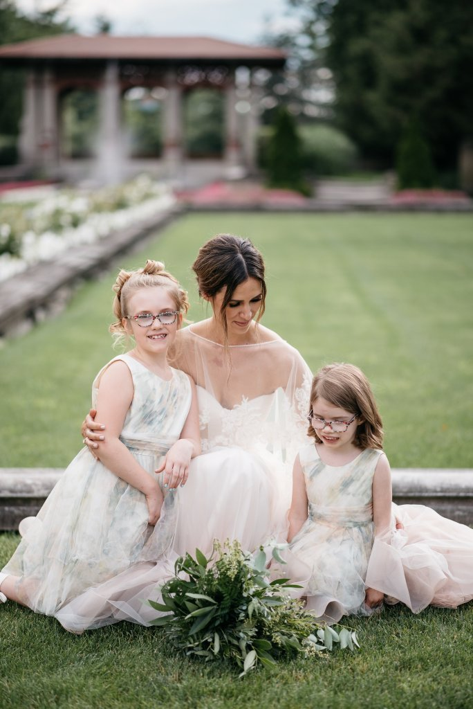 Jenny Yoo Flower Girl Dresses
