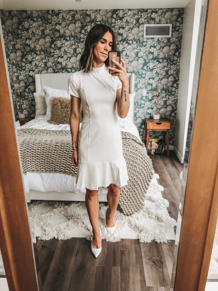 Seattle Fashion Blogger Sportsanista sharing workwear outfit inspiration for summer