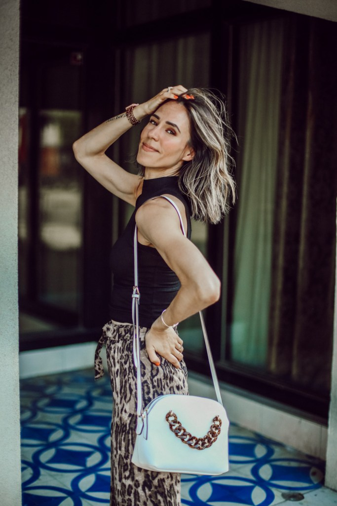 Fashion Blogger Sportsanista sharing look from JCPenny under $100