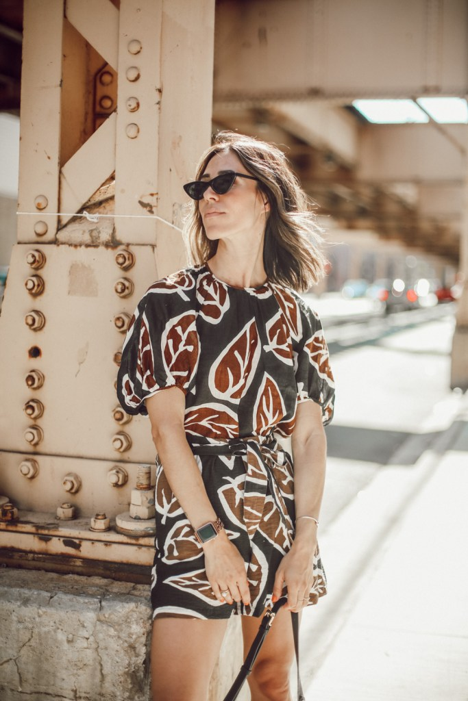 Blogger Sportsanista wearing Who What Wear Collection set from Target for Summer Outfit Inspiration