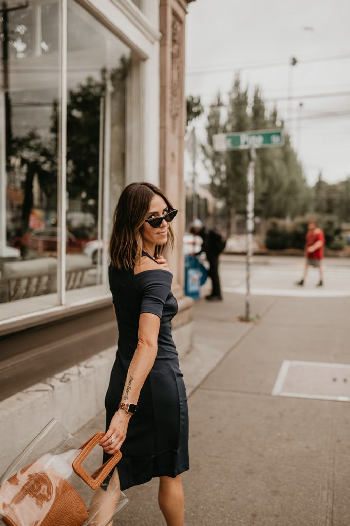 Seattle Blogger Sportsanista sharing Amazon Workwear Outfits