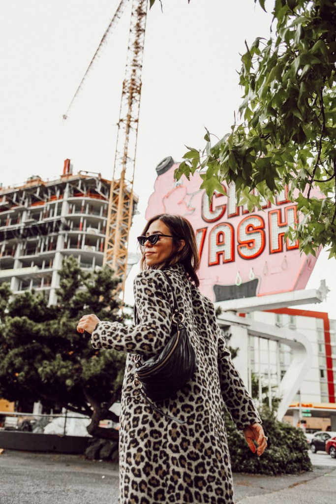 Fall Style, Fall Outfits, Leopard Coat, Ann Taylor, Seattle Fashion, Workwear Inspiration