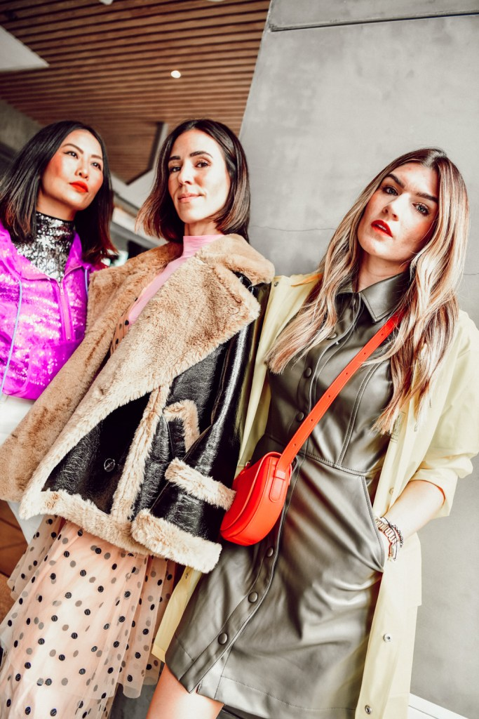 How to style winter brights
