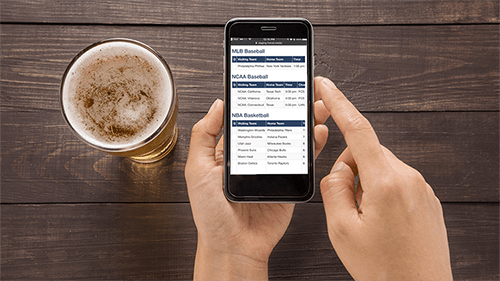 SportsTV Guide mobile app for sports bars