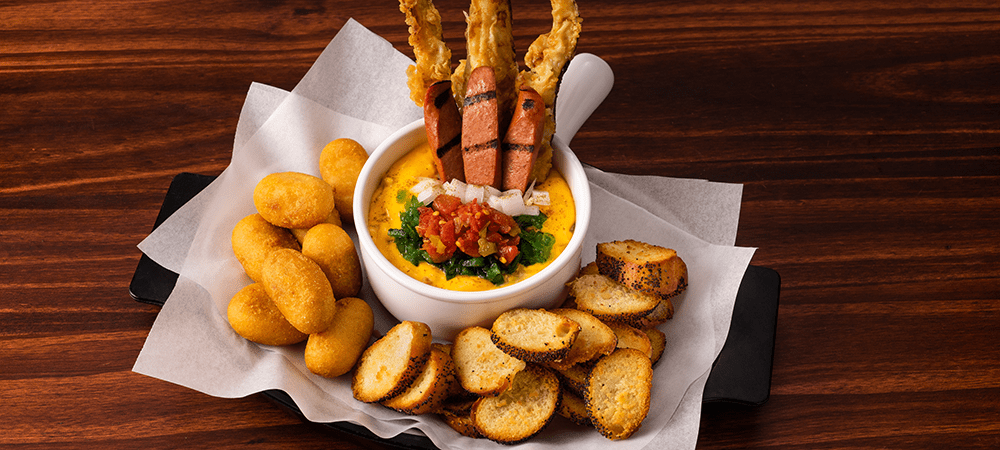 Chicago Dog Queso by RO*TEL