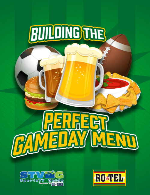 Building the Perfect Gameday Menu cover