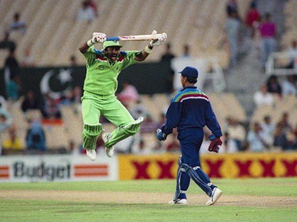 miandad's jumping