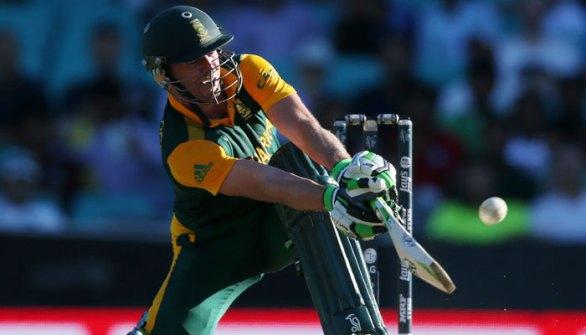 AB De Villiers sixes