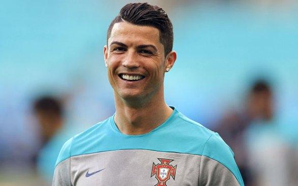 Christiano Ronaldo handsome