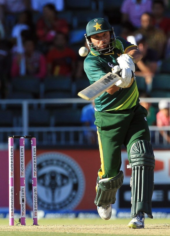 Inspirational Innings: Shahid Afridi's 88 Off 48 Balls Against South Africa [Video Highlights]