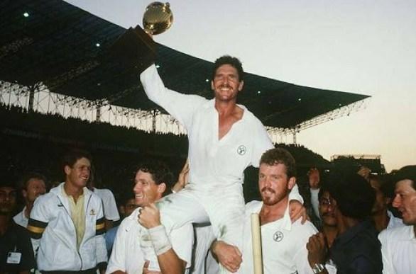 World Cup 1987 Australia vs England Final