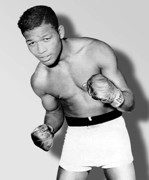 sugar ray robinson boxer