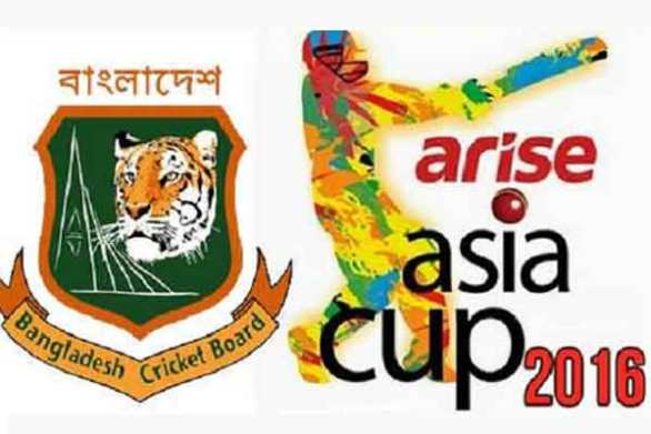 Asia Cup T20 2016 Official Fixtures Schedule And Squads!