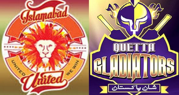 PSL 2016 11th Match, Islamabad United vs Quetta Gladiators [Video Highlights]