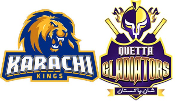 PSL 2016 4th Match, Quetta Gladiators vs Karachi Kings [Video Highlights]
