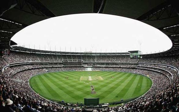 Beautiful Melbourne Cricket Ground
