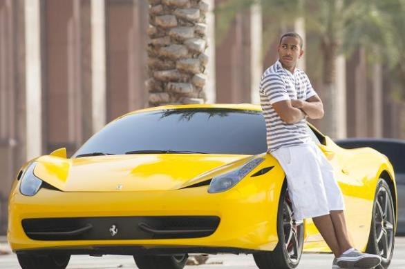 Ferrari 458 Italia fast and furious 7