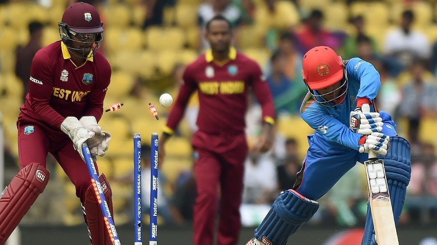 World T20 2016: 30th Match (Super 10), Afghanistan vs West Indies [Summary]