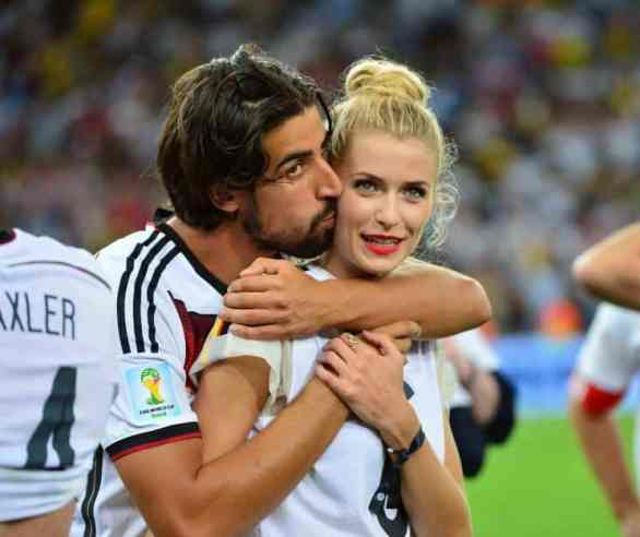 Lena Gercke - Hottest WAGs Of Footballers