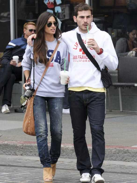 Sara Carbonero - Hottest WAGs Of Footballers