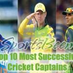 most successful captain