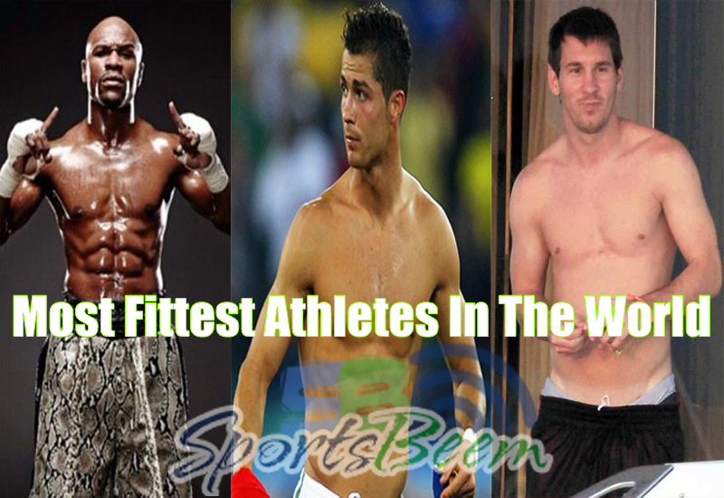 10 Fittest Athletes In The World