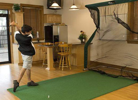 GOLF at HOME
