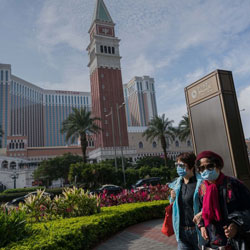 Macau Visitor Count Dropped 96 Percent in February