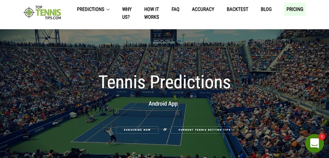 rank 1 tennis betting system